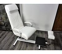 Кресло для Визажа и Педикюра Aramis Zestaw кожзаменитель Boom-01 (Velmi TM)