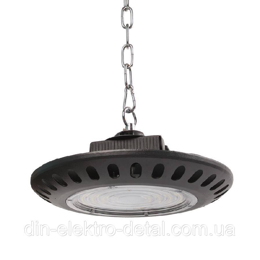 Светильник светодиодный для высоких потолков ЕВРОСВЕТ 100Вт 6400К EB-100-03 10000Лм IC