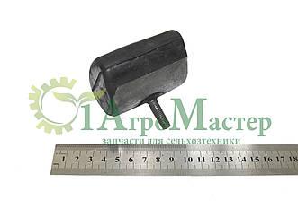 Подушка дополнительной рессоры ГАЗ-53 52-2913428 (ГАЗ-53/-66)