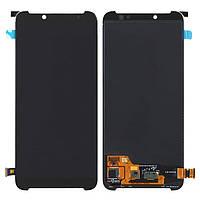 Дисплей для Xiaomi Black Shark Helo (AWM-A0), модуль в сборе (экран и сенсор), черный, оригинал