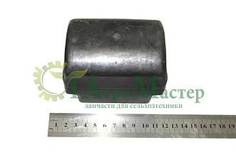 Подушка рессоры задней верхняя (большая) 52-2912431 (ГАЗ-53/-66)