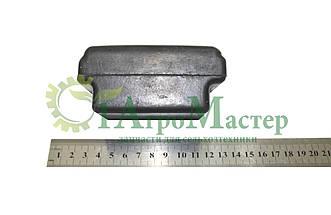 Подушка рессоры средняя 52-2902431 (ГАЗ-53/-66)