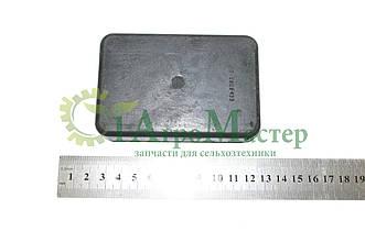 Подушка рессоры упорная 53-2902433-А (ГАЗ-53/-66)