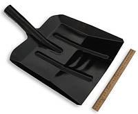 Лопата для уборки снега металлическая