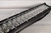 Автомобильная фара LED на крышу (42 LED) 126W-MIX | Авто-прожектор | Фара светодиодная автомобильная+ПОДАРОК!, фото 3