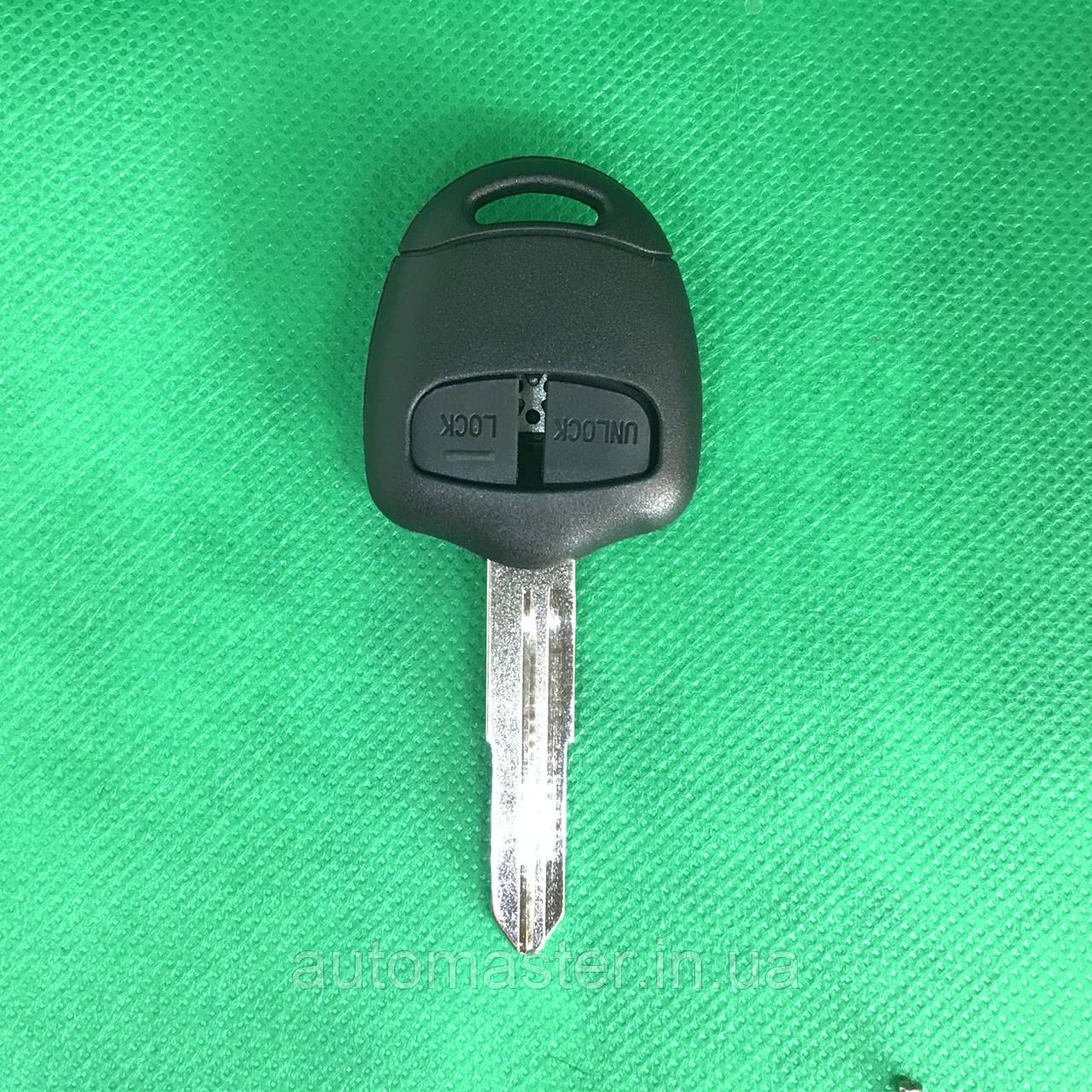 Корпус ключ MITSUBISHI (Міцубісі) Lancer, Outlander 2 - кнопки