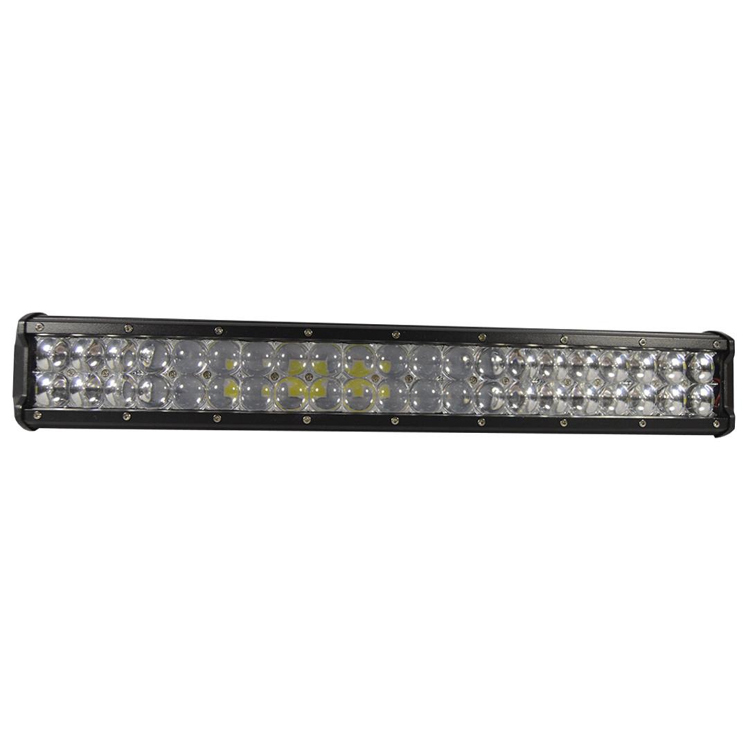 Автомобильная фара LED на крышу (42 LED) 126W-SPOT | Авто-прожектор | Фара светодиодная автомобильная+ПОДАРОК!
