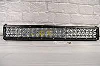 Автомобильная фара LED на крышу (42 LED) 126W-SPOT | Авто-прожектор | Фара светодиодная автомобильная+ПОДАРОК!, фото 2