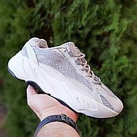 Мужские кроссовки в стиле Adidas Yeezy Boost 700, фото 1