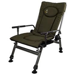 Кресло карповое раскладное Elektrostatyk (F5R akciya)