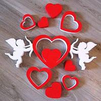 Сердца и ангелочки ко Дню Влюбленных! Выбирайте по каталогу