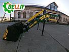 Погрузчики фронтальные на трактор МТЗ  Dellif Strong 1800 усиленная модель, ковш 1.5 куба, фото 4