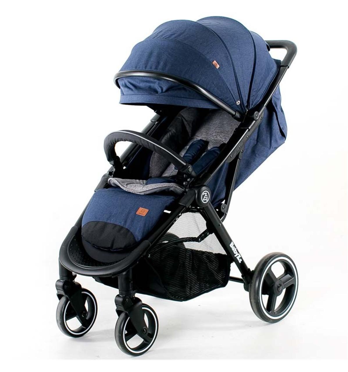 Детская прогулочная коляска BABYZZ B100. Доставка бесплатная