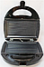 Вафельница-гриль-орешница-бутербродница 4в1 Crownberg CB 1074 am, фото 2