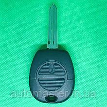 Корпус авто ключа Nissan (Ниссан) Примера, Альмера, Х-Трейл, Микра, Максима 2 ― кнопки