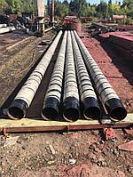 Битумная гидроизоляция стальных труб