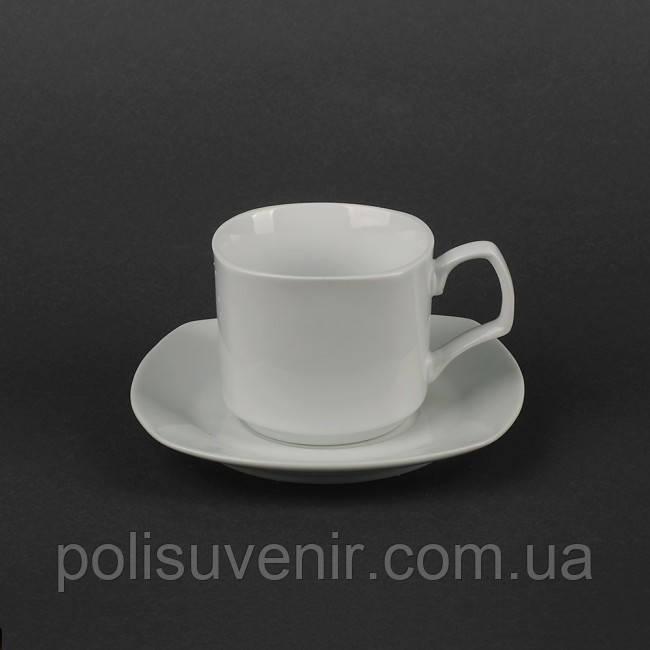 Набір чайний 2 предмета 180 мл + блюдце