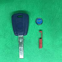 Корпус авто ключа под чип для FIAT DOBLO (Фиат добло) с лезвием SIP22