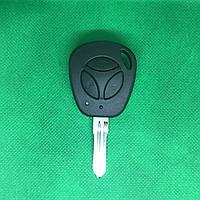Корпус автоключа для LADA (Лада) 3 - кнопки