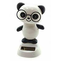 Панда танцующая на солнечной батарее (Flip Flap) (10,5х6х6 см)