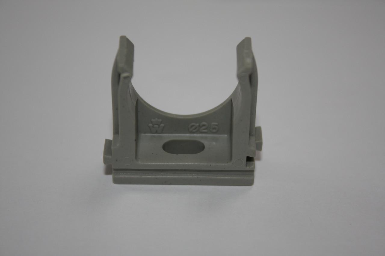 Скоба IKE ИЕК CF - 25 (в упаковке 50шт)