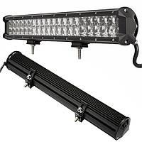 Автомобильная фара LED на крышу (48 LED) 144W-SPOT | Авто-прожектор | Фара светодиодная автомобильная+ПОДАРОК!