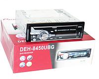 Автомагнитола Pioneer DVD-8450 1DIN со съемной панелью