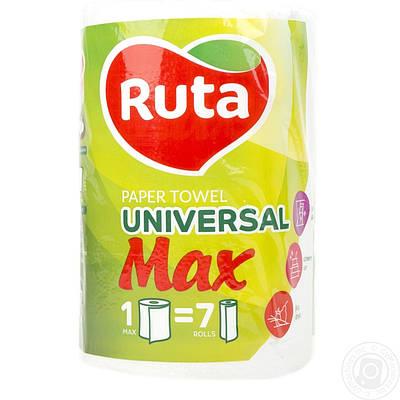 "Рушники паперові ""Ruta""Max 2ш.1рул."