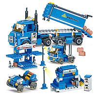 Развивающий конструктор Городской грузовик 318 шт совместим с Lego, фото 1