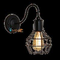 Винтажный светильник (бра) Ascelina WL172 настенный, фото 1