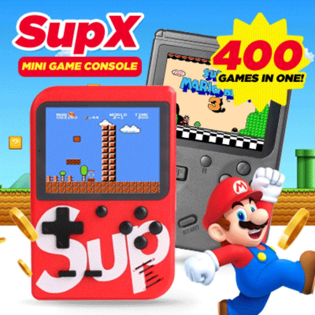 Только опт!!! Игровая приставка SUP Game Box 400 in 1