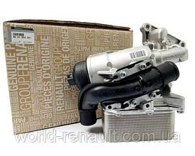 Renault Original 8201005241 - Корпус масляного фильтра на Рено Трафик II M9R 2.0dci c 2006г.