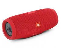 Портативная акустика JBL Charge 3+ колонка Красный