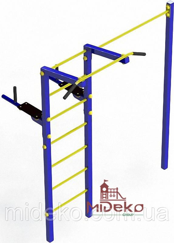 Універсальний спортивний вуличний тренажер - 206 MIDEKO