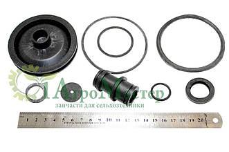 Ремкомплект прискорювального клапана пневмотормозов (КамАЗ)