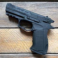 Пистолет тренировочный резиновый Форт 17