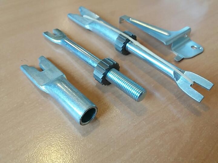 Ремкомплект тормозов.задних.(рекуператоры) F Ducato 10/14 94> (QB102 53 006)