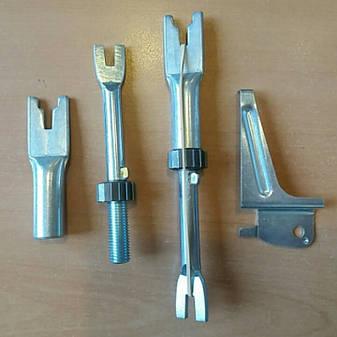 Ремкомплект тормозов.задних.(рекуператоры) F Ducato 10/14 94> (QB102 53 006), фото 2
