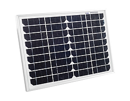Сонячна панель Altek AKM-30 моно