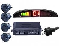 Парковочная система на 4 датчика Assistant Parking Парктроник с LCD монитором, фото 1