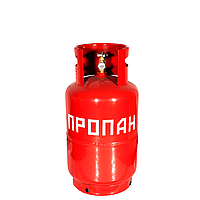 Баллон газовый бытовой 12л новый