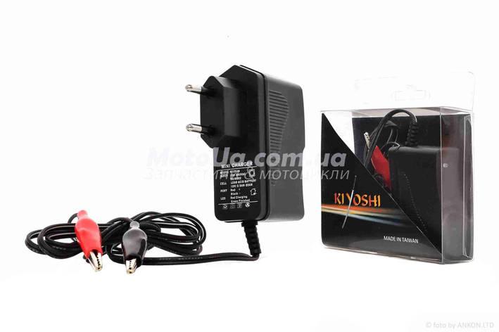 Зарядне для аккумулятора 12V 12V 2.5/20Ah 'VLAND', фото 2