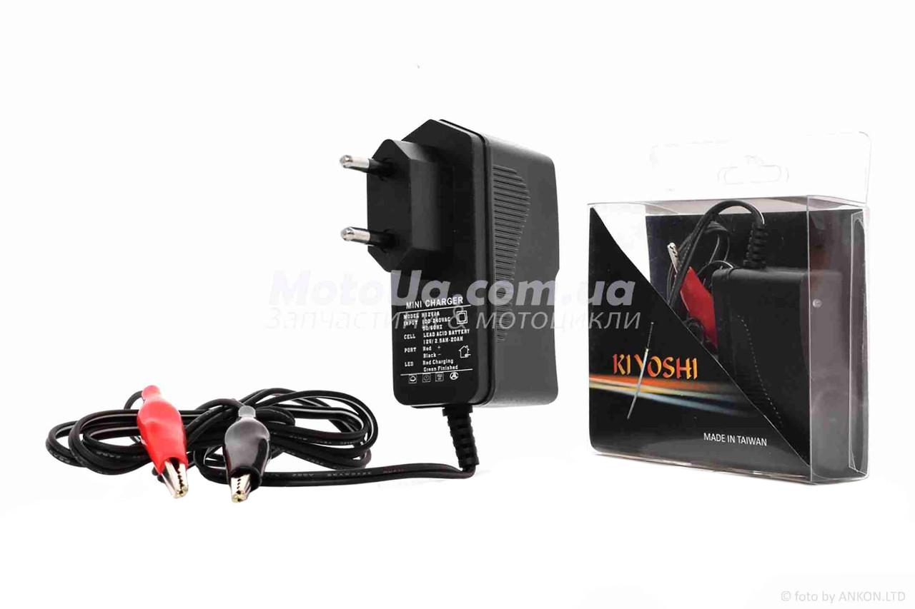 Зарядне для аккумулятора 12V 12V 2.5/20Ah 'VLAND'
