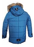 Зимова підліткова ОПТ куртка, Макс Канада, розміри 38-44, фото 6