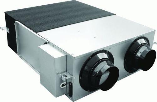 Припливно-витяжна установка з рекуперацією тепла Idea AHE-35W