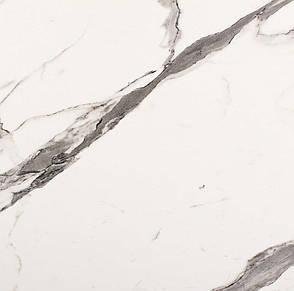 Столешница MarbleArt taQ60 HPL круглая под мрамор, фото 2