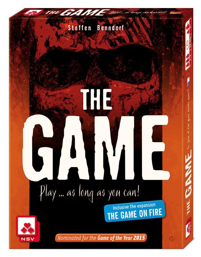Настольная игра YellowBox The Game (4820228590031)