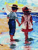 Алмазная мозаика Первая любовь SKL40-229144