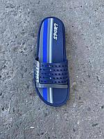 Мужские шлепанцы летние силикон Роксол 40-45 оптом, фото 1