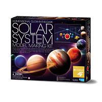 4M Мобіль Сонячна система, конструктор для розвитку дітей